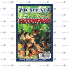 Bloodworms red 100gr