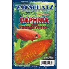 Daphnia intensiv red 100g