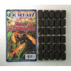 Bloodworms black 100g