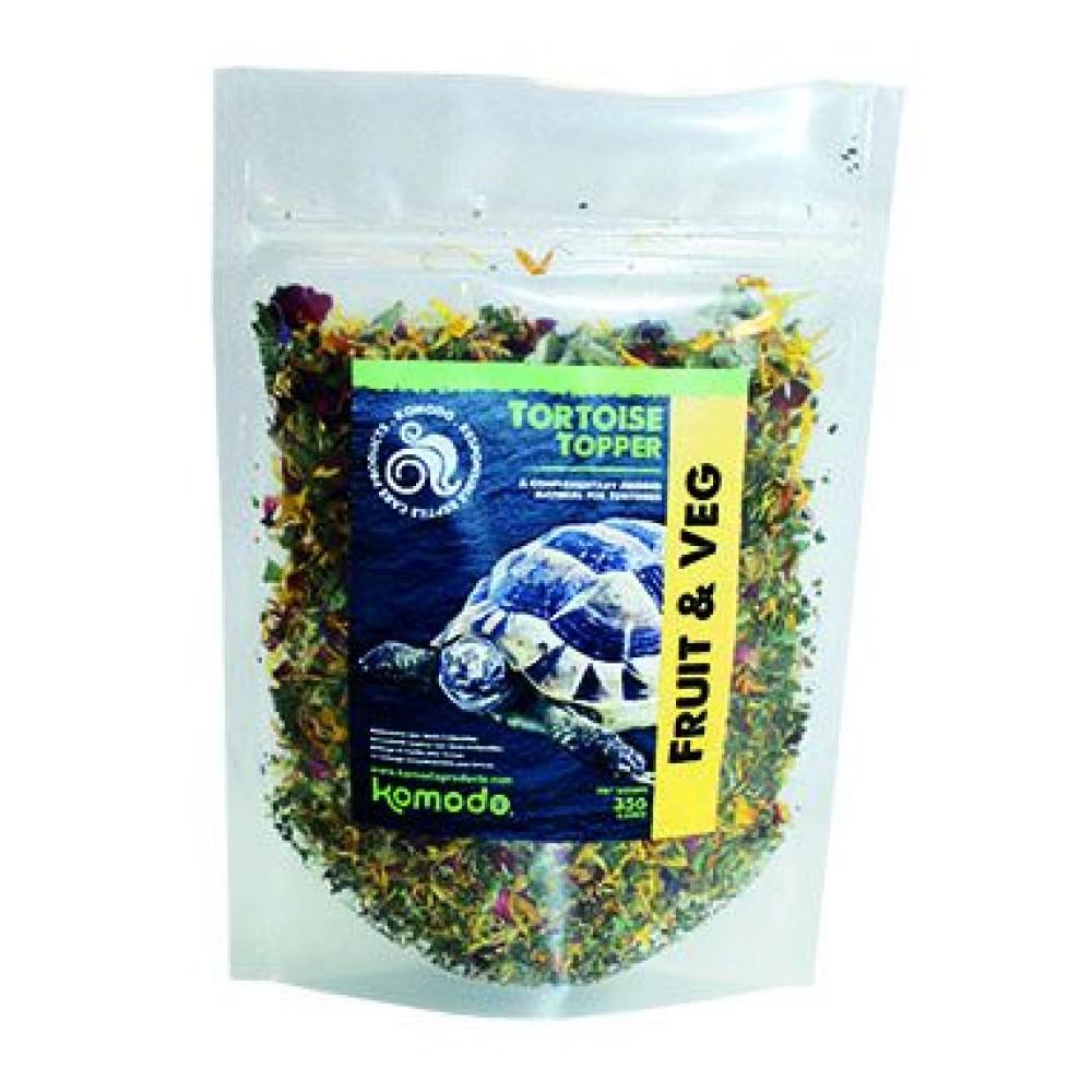 Tortoise Topper Fruit & Veg 50g (pack of 3)