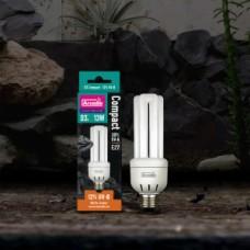 Arcadia Mini Triple U D3+ 12% Screw In Compact, 13 Watt